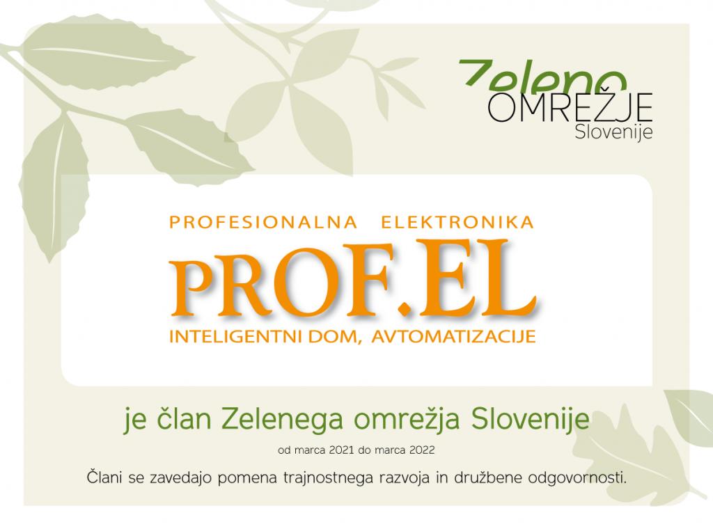 Zeleno omrezje slovenije